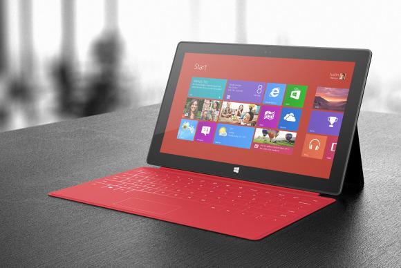 Nova geração do Surface RT está sendo desenvolvida