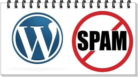 WordPress x Spam
