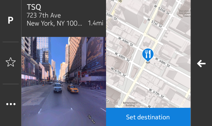 Mapas em 2D e 3D ajudarão usuários a chegar em seu destino