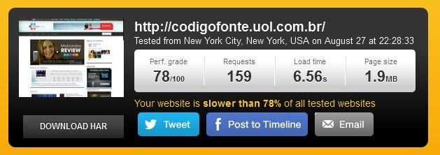 website-speed-test