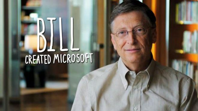 Gates também deve ser trocado por outro executivo da Microsoft