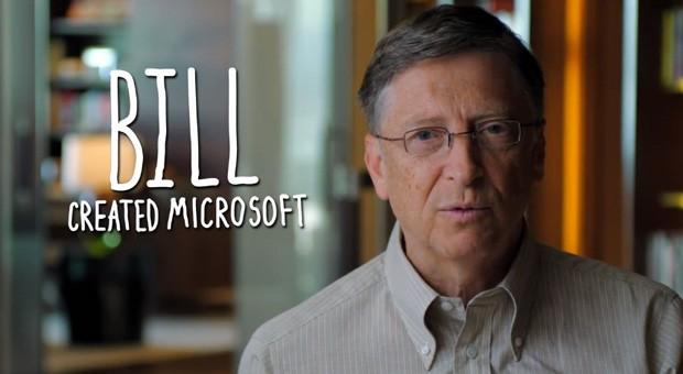 Bill Gates pode ter mais funções na Microsoft