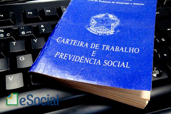 O eSocial vai unificar o envio de informações pelo empregador em relação aos seus empregados.