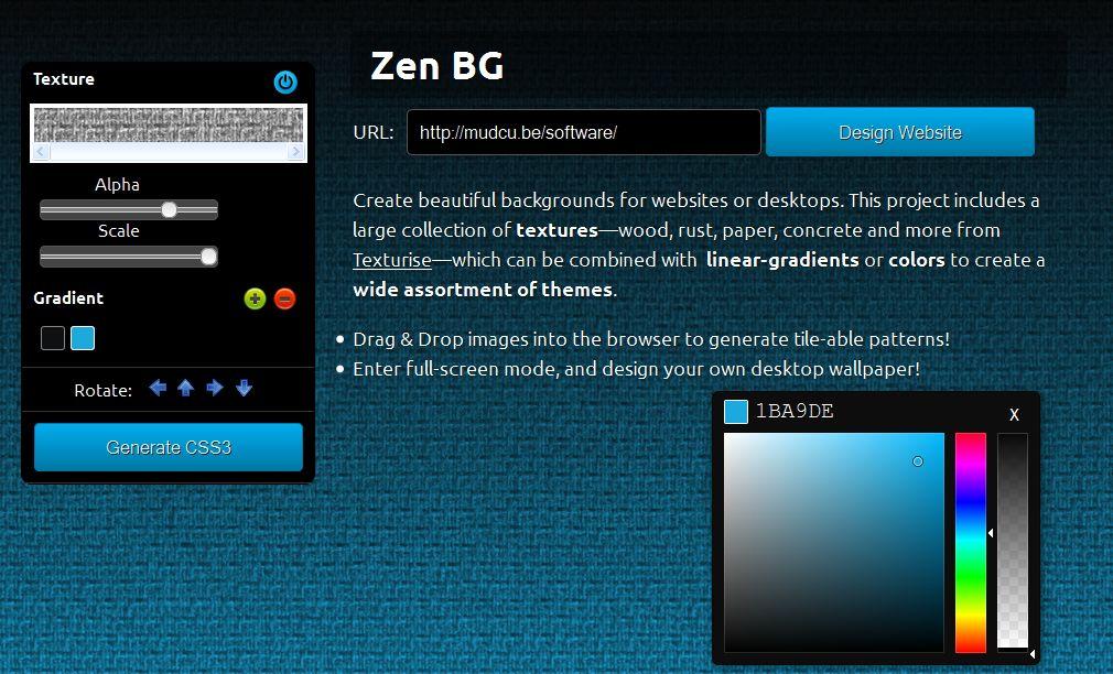 ZenBG
