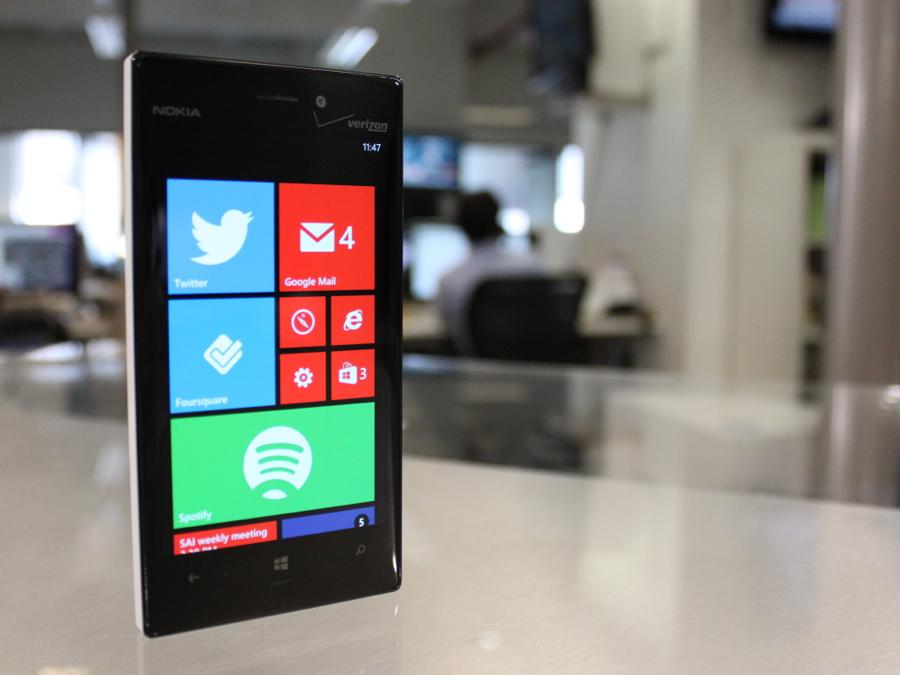 Participação de smaretphones Windows Phone cresce cada vez mais