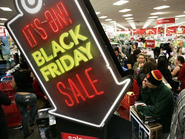 Black Friday movimentou, só nos EUA, 3 bilhões de dólares