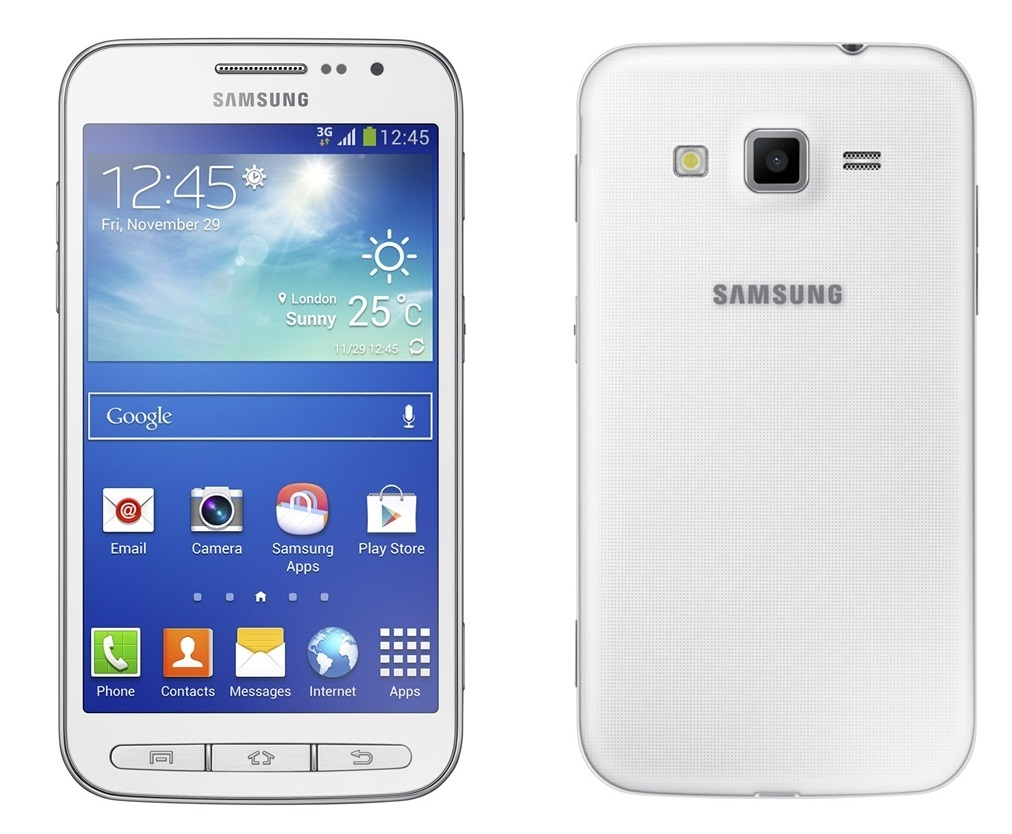 Galaxy Core Advance vem com câmera de 5 megapixels