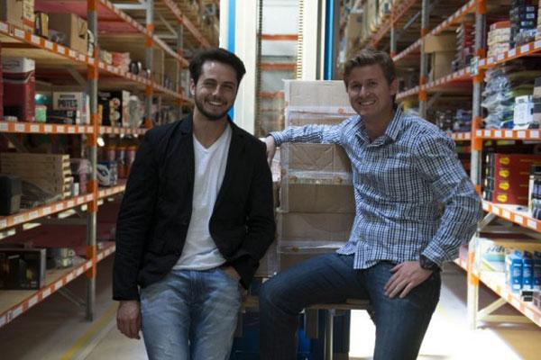 Lucas Boroske e Jean Simsen do Estrela10 são exemplo de sucesso no mercado brasileiro.