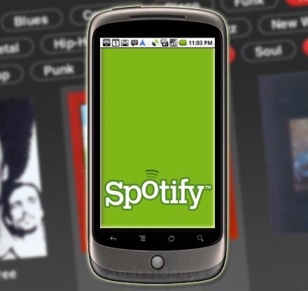 Versão gratuita do Spotify deve chegar em breve para smartphones