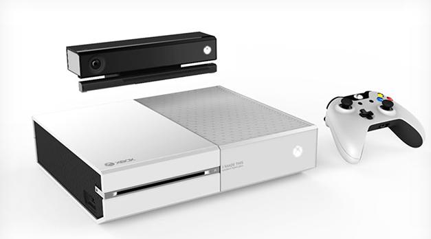 Xbox One branco deve ser anunciado ainda nesse ano