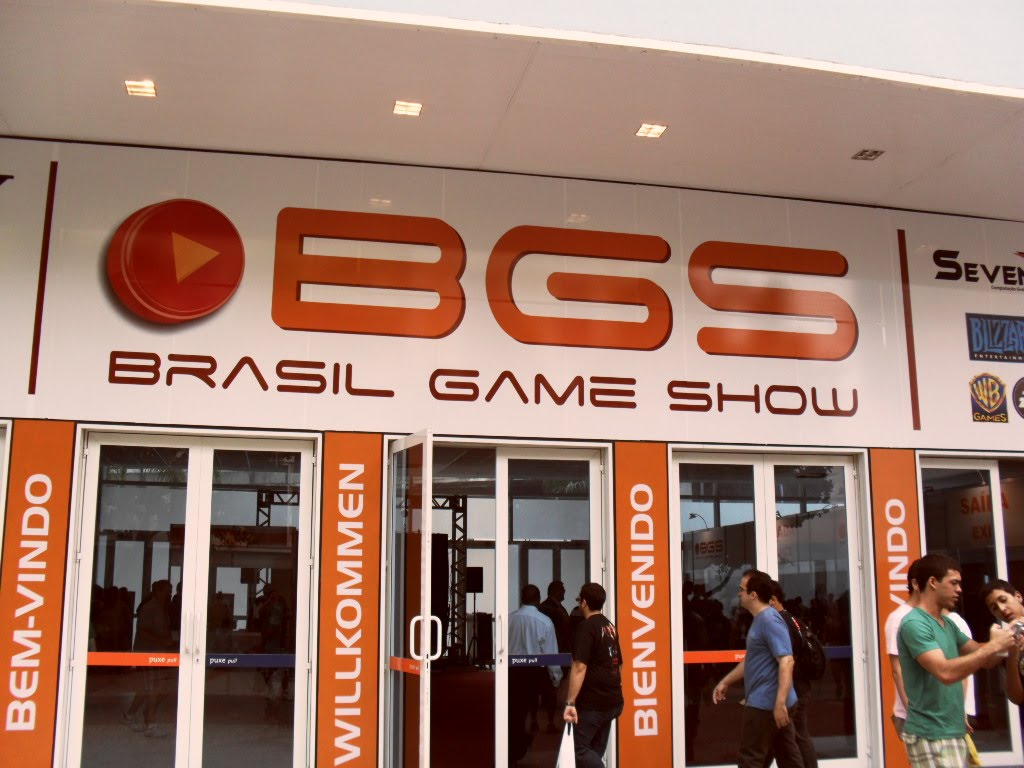 BGS vem reunindo gamers a 7 anos