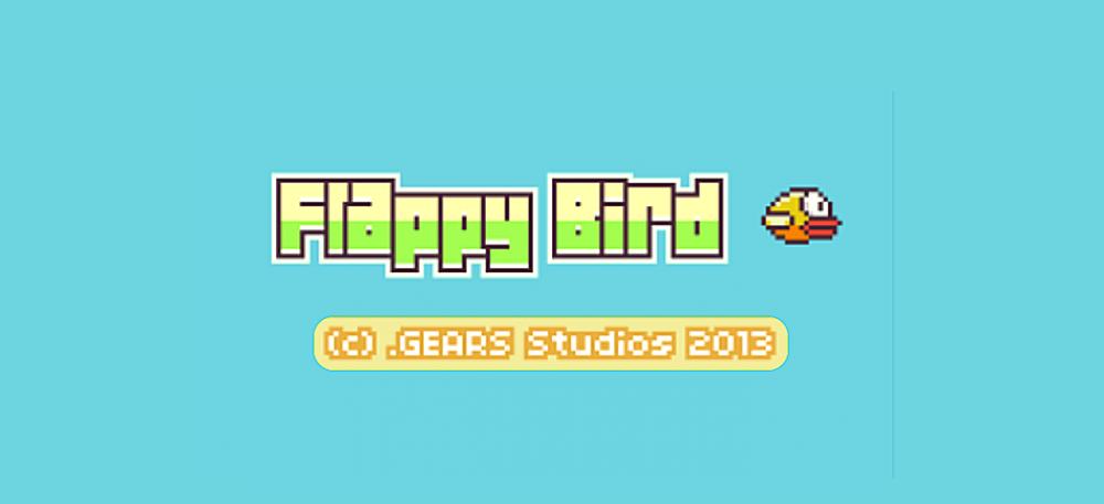 Flappy Bird teve tanto sucesso que seu criador decidiu acabar com o game.