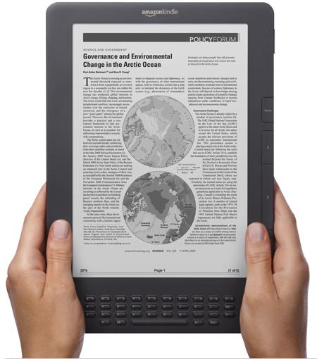 Kindle agora pode ser comprado direto do site da Amazon