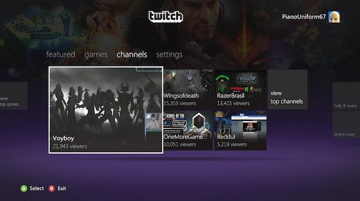 Twitch já tem integração com Xbox e PS4