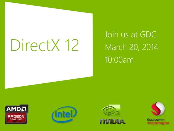 DX12-Announce
