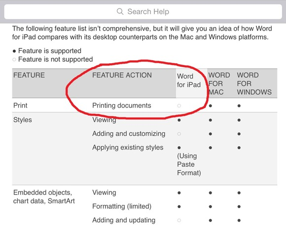 microsoft-office-for-ipad-lack-of-printing-highlight