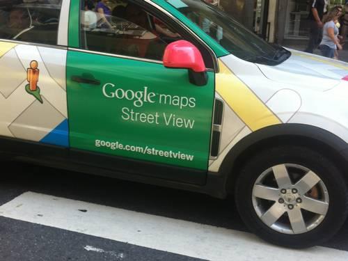 Carro do Google