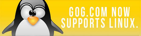 GOG.com - Games para Linux