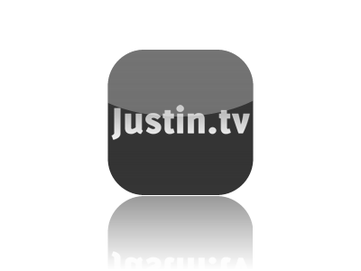 Justin-TV Iphone App Style 2