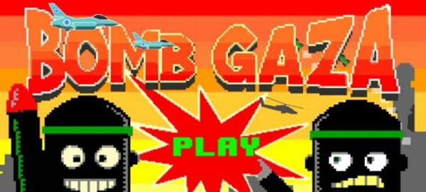 Jogo Bomb Gaza
