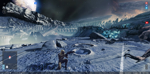 Destiny Planet View