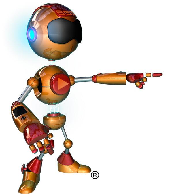 Mascote Brasil Game Show
