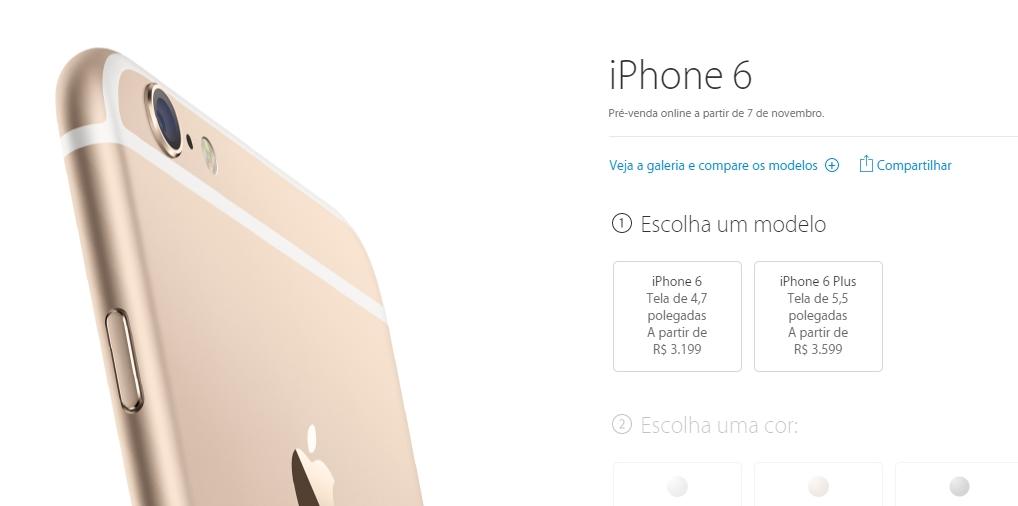 apple-comeca-pre-venda-do-iphone-6-no-brasil