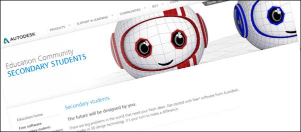 Autodesk Free Software