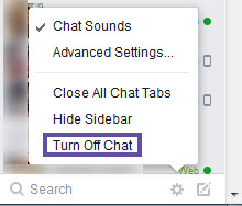 Facebook - Chat