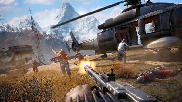 Far Cry 4 - Escape from Durgesh Prison - DLC