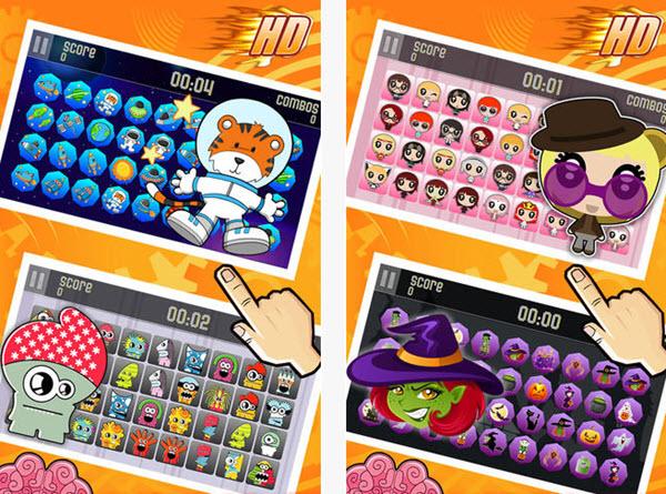 Jogo da Memória - iOS