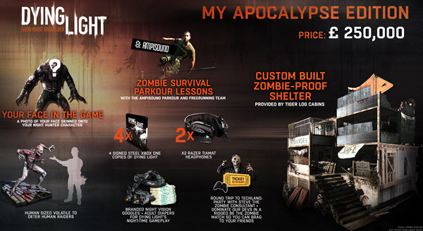 Dying Light - My Apocalypse Edition