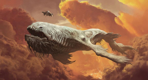 The Leviathan - Curta Metragem