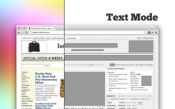 text-mode