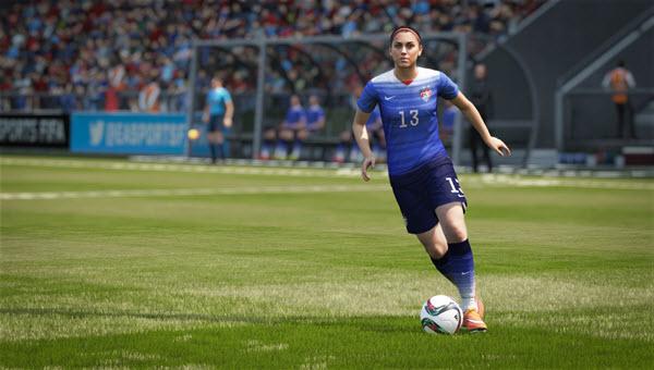 EA SPORTS - FIFA 16 - Alex Morgan