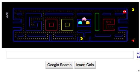 google-pacman-doodle