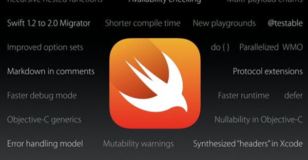 Apple - Linguagem de programacao Swift 2