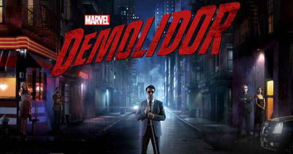 Netflix - Marvel - Demolidor