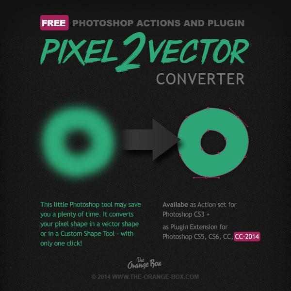 pixel-2-vector