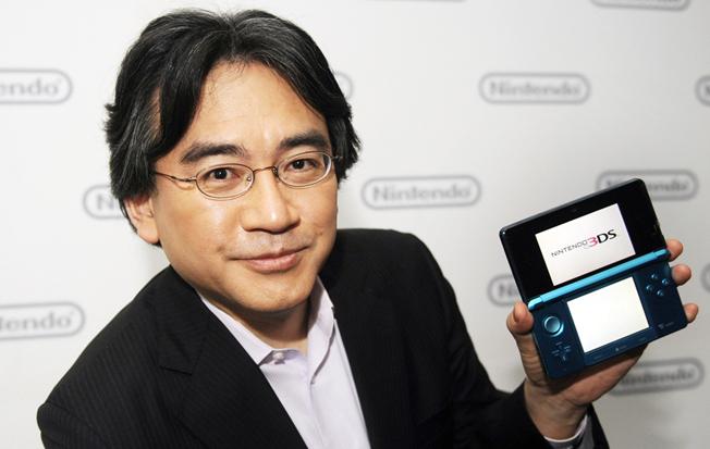 Satoru Iwata, President of Nintendo Co., Ltd.