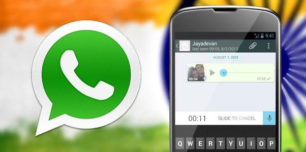 Whatsapp-in-India
