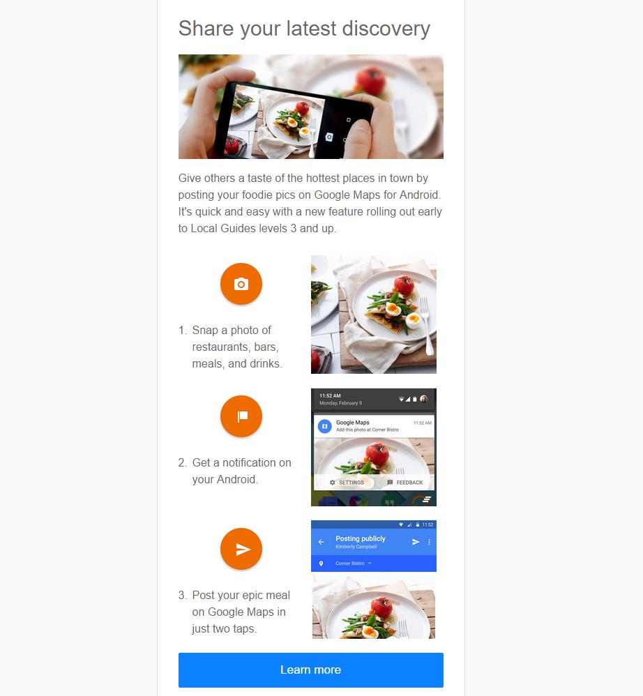 google-comida