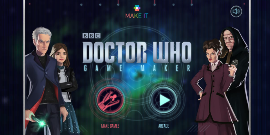 Doctor-Who-Game-Maker
