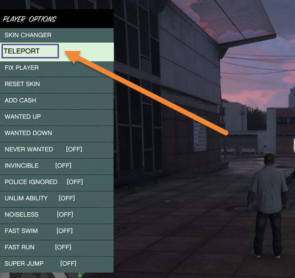 GTA V - PC - Native Trainer