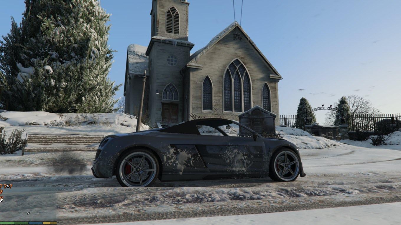 GTA V - PC - North Yankton