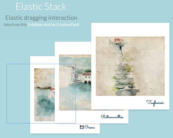 Jquery - ElastiStack