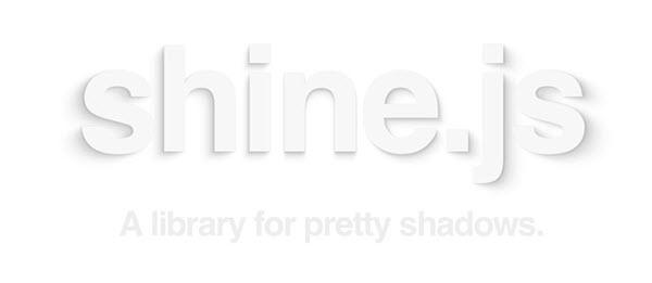 Jquery - Realistic Shadows