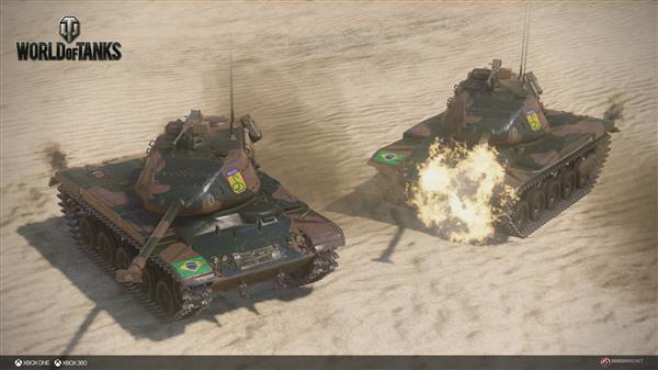World of Tanks - Pracinha 02