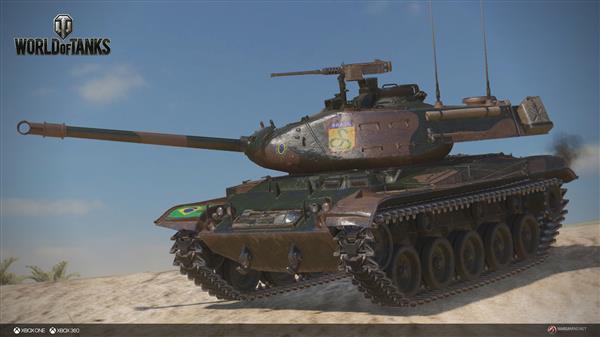 World of Tanks - Pracinha