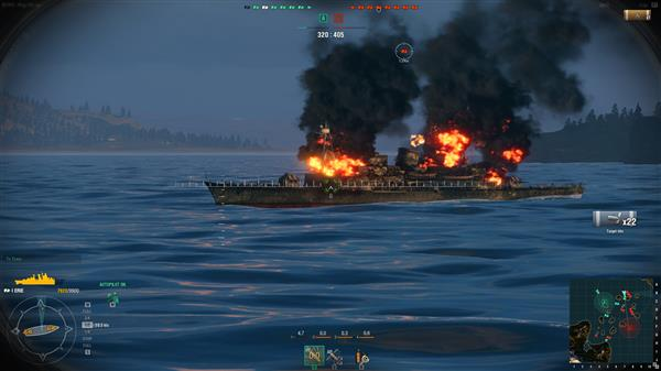 World of Warships 13